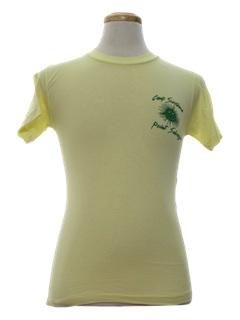 1980's Unisex Camp T-Shirt