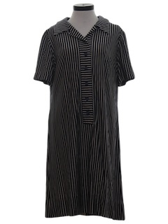1970's Womens Shirt Dress