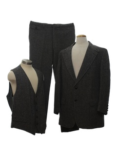 1970's Mens Disco Suit