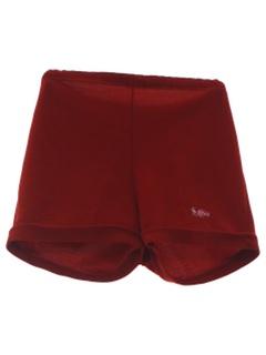 1960's Womens Mod Sport Shorts