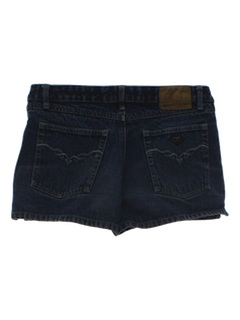 1980's Womens Totally 80s Jeans Cut Shorts