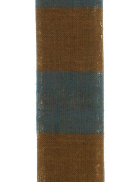 1960's Mens Skinny Flat Bottom Mod Necktie