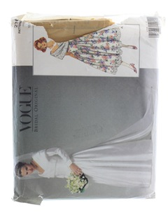 1990's Womens Bridal Pattern