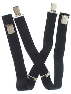1990's Mens Accessories - Suspenders