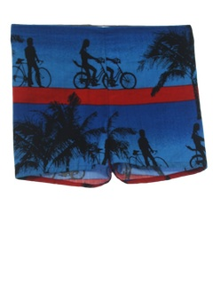 1970's Mens Board Shorts