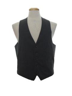 1960's Mens Suit Vest