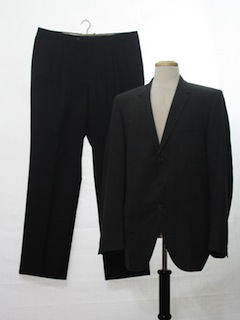 1960's Mens Combination Suit