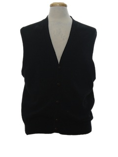 1960's Mens Sweater Vest