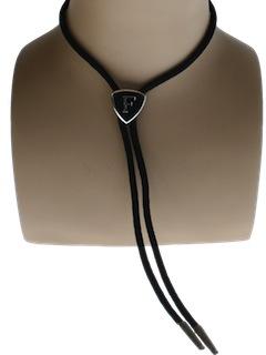1960's Mens Accessories - Bolo Necktie