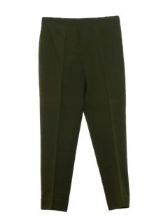 1960's Womens Mod Pants