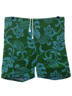 1960's Mens Board Shorts