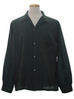 1960's Mens Sport Shirt