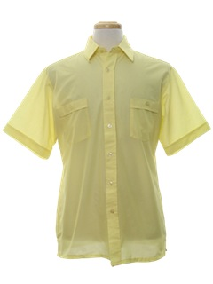 1970's Mens Sport Shirt