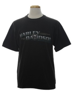 1990's Unisex Harley Motorcycle T-Shirt