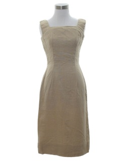 1950's Womens Fab Fifties Semi Formal Cocktail Dress