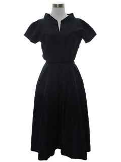 1940's Womens Day Dress