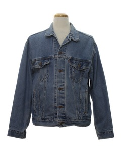 1980's Mens Levis Denim Jacket
