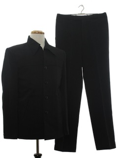 1980's Mens Totally 80s Club Suit