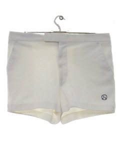 1970's Mens Tennis Sport Shorts