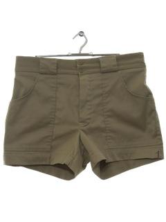 1970's Mens Short Shorts