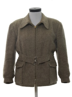 1950's Womens Wool Jacket