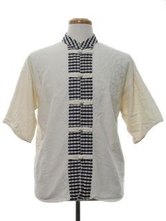 1980's Unisex Hippie Shirt