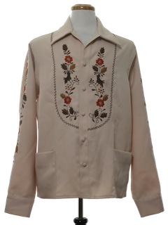 1970's Mens Hippie Leisure Style Jacket