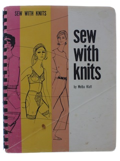 1970's Unisex Knitting Book
