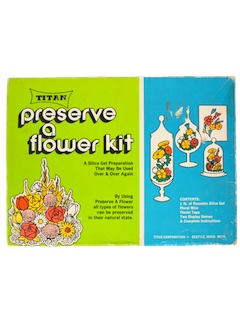 1970's Home Decor - Craft Kit