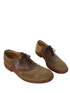 1950's Mens Accessories - Saddle Shoes