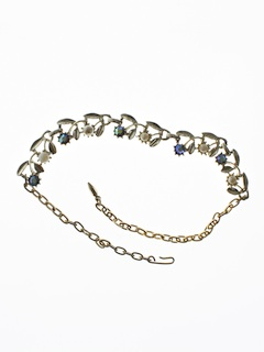 1960's Womens Accessories - Jewelry - Choker Necklace