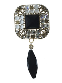 1950's Womens Accessories - Broach