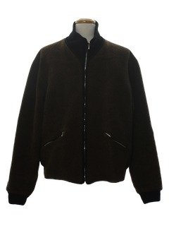 1980's Mens Wool Jacket