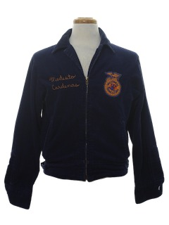 1970's Mens FFA Corduroy Jacket