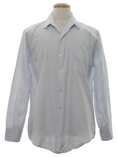 1950's Mens Mod Shirt