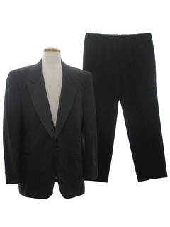 1980's Mens Tuxedo Suit