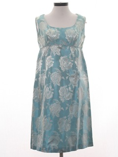 1960's Womens Prom/Cocktail Dress