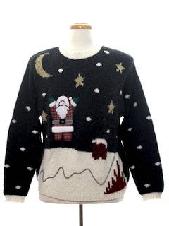 1980's Unisex Ugly Christmas Sweater