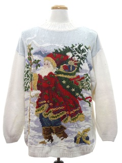 1990's Unisex Ugly Christmas Sweater
