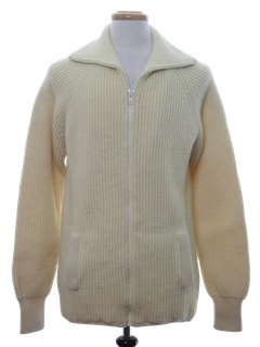 1970's Mens Wool Sweater