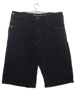 1990's Mens Skateboard Denim Shorts