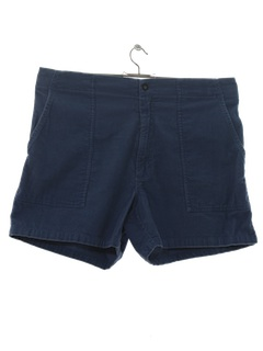 1980's Mens Totally 80s OP Style Corduroy Shorts