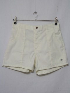 1980's Mens Totally 80s OP Corduroy Shorts