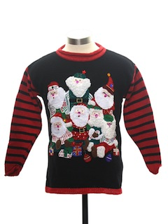 1990's Unisex/Childs Ugly Christmas Sweater