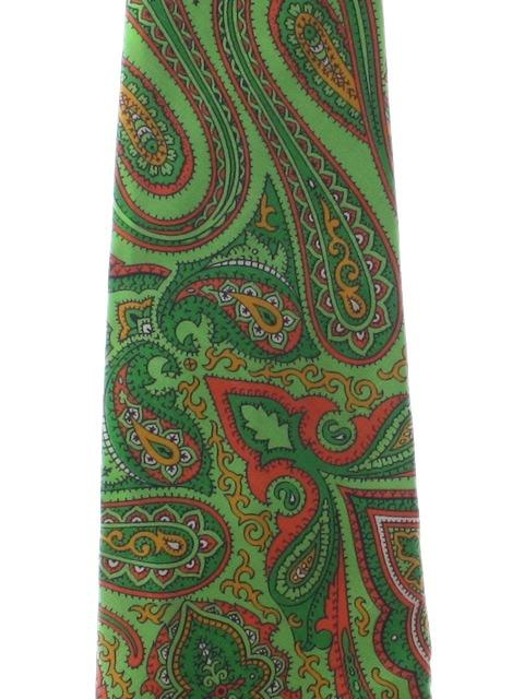 1970's Mens Mod Wide Hippie Necktie