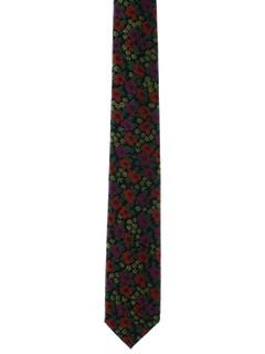 1960's Mens Hippie Necktie