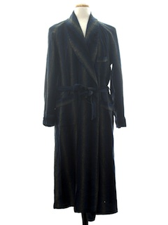 1960's Mens Pendleton Wool Robe