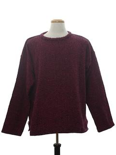 1990's Unisex Hippie Pullover Shirt Jacket