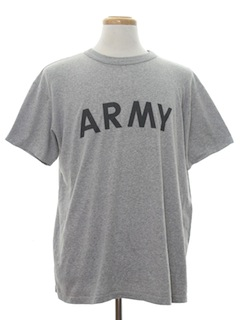 1990's Unisex Military T-Shirt