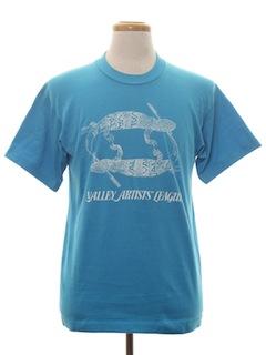 1990's Unisex Animal Print T-Shirt